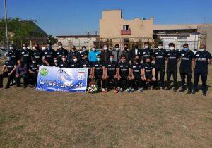 اختتامیه دوره آموزش مربیگری فوتبال برگزار شد