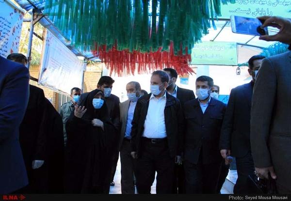 گزارش تصویری سفر ۲ روزه معاون اول رئیسجمهور به خوزستان