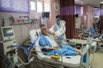 توزیع آب معدنی در بیمارستان های اهواز
