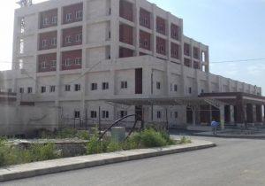 بیمارستان تامین اجتماعی دزفول به روزهای بحرانی کرونا هم نرسید
