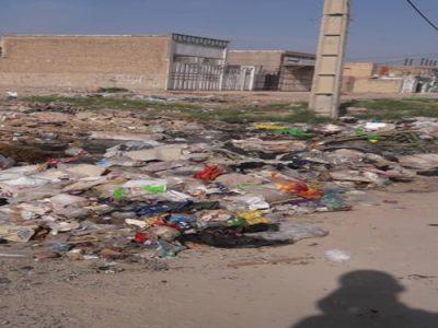 از رها شدن زباله در خیابانهای کوت عبدالله تا عدم پرداخت حقوق کارگران