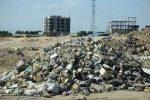 طرح پاکسازی وجمع آوری نخالههای ساختمانی در اهواز