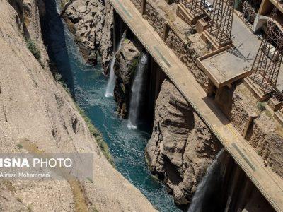 خشکسالی در خوزستان؛ «سد دز» خالی است