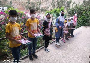 معرفی برگزیدگان مسابقه شعر و نقاشی به مناسبت هفته درختکاری در مسجدسلیمان