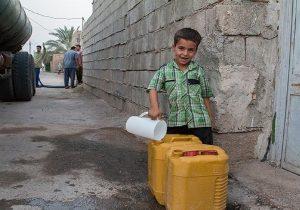 روستاهای بخش سوسن ایذه با مشکل کم آبی مواجه هستند