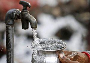 اهالی صیدون آب شیرین مینوشند