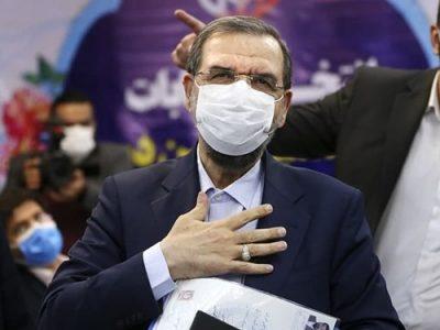نامه کاظمینی به مردم خوزستان در حمایت از محسن رضایی