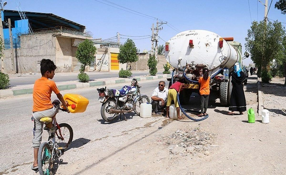 توقف طرح های انتقال آب و تأمین حقابه دائمی هورالعظیم و کشاورزان