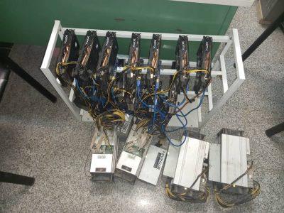 جمع آوری ۱۸ دستگاه ماینر در گتوند