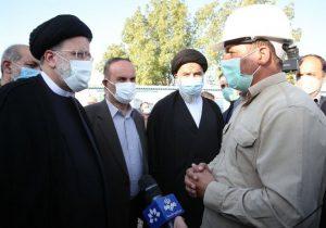 حاشیهنگاری یک خبرنگار از سفر رئیسی به خوزستان