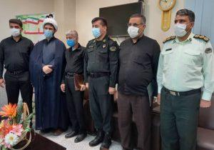تجلیل و تقدیر از آزادگان دفاع مقدس در شهرستان گتوند
