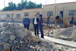 تداوم بحران کرونا و لزوم تکمیل ساختمان اورژانس بیمارستان ۲۲ بهمن قدیم