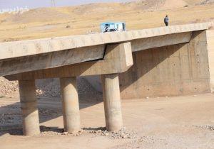 پروژه تکمیل پل سی مایلی شروع نشده تعطیل شد+ تصاویر