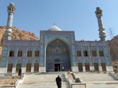 آئین پیاده روی اربعین حسینی در شهرستان گتوند