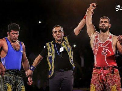 شهرستان گتوند میزبان مسابقات کشتی پهلوانی استان خوزستان