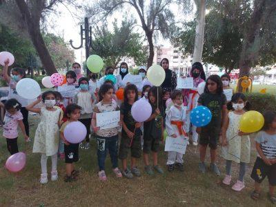 برنامه ویژه روز ملی کودک و محیط زیست در مسجدسلیمان برگزار شد