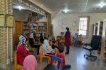 برگزاری نشست کتابخوانی کودکان با موضوع محیط زیست در مسجدسلیمان
