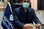 نشست خبری سرپرست اداره دامپزشکی شهرستان گتوند به مناسبت هفته دامپزشکی