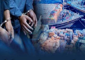 بزرگترین شبکه قاچاق لوازم خانگی جنوب غرب کشور متلاشی شد