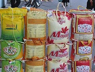معضل بزرگ بازار اینروزها / برنج خارجی در کیسه برنج ایرانی… !؟