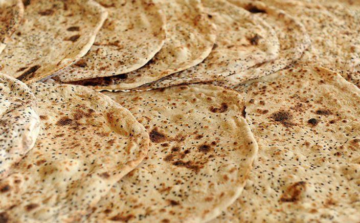 بهترین نوع نان برای مصرف خانوارها،نان سبوس دار است